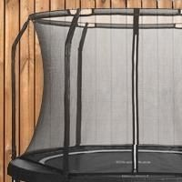 trampoline veiligheidsnetten