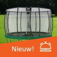 trampoline reserveren