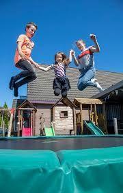trampoline springen tijdens corona